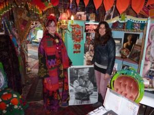 Petra Heyboer en Jessica van Sleeuwen