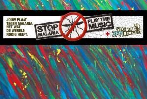 """Schilderij """"Rebel"""" veilingitem 3 FM Serioues Request 2009"""
